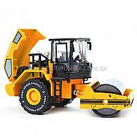 Машинка игровая автопром «Трактор-асфальтоукладчик» 7768