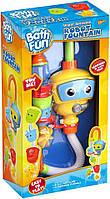 Детская игрушка для купания в ванне Robot Fountain Bath Fun