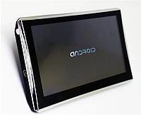 """Автомобильный GPS Навигатор - 7"""" android A7001S+DVR"""