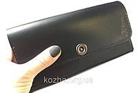 Кожаный женский кошелек с орнаментом ручной работы. Кожаный кошелек с  именной гравировкой. Подарок для женщин