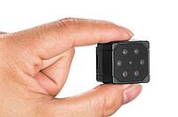 Мини камера SQ19 1080p  с ночной подсветкой (  с инфракрасной подсветкой и датчиком движения.), фото 1