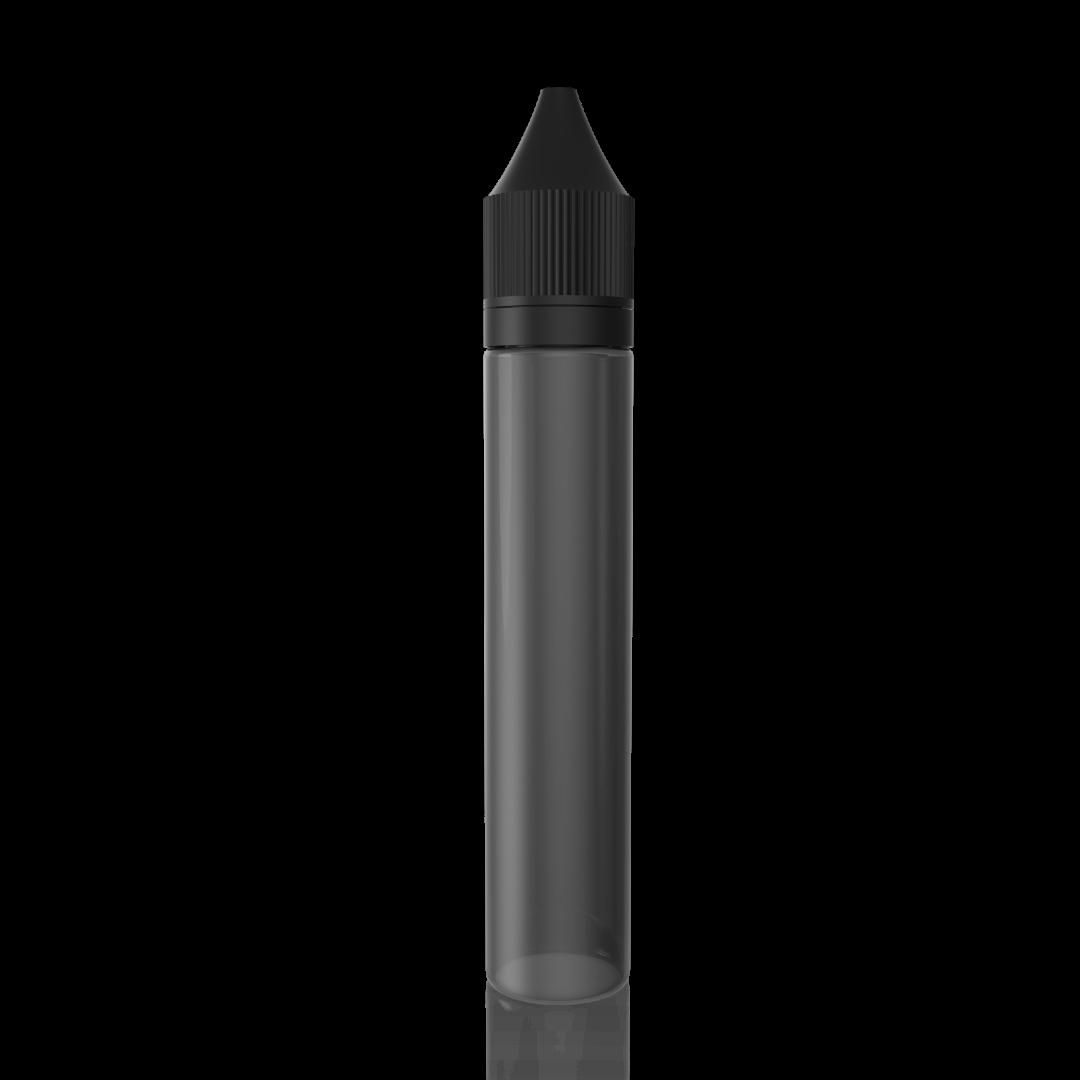 Флакон Gorilla v3 (Китай) Черный (полупрозрачный), 30 мл.