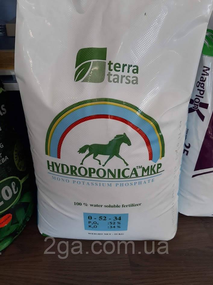 Монокалій фосфат 0-52-34 МКР , Терра Тарса 25кг