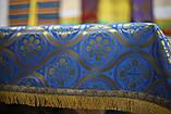 Обруси шовкові,облачение алтарное,облачение на престол, фото 3