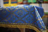 Обруси шовкові,облачение алтарное,облачение на престол, фото 6
