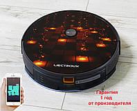Робот - пылесос LIECTROUX C30B. Золотая матрица.  WI-FI. Немецкий бренд. Европейская версия. Модель 2020 года., фото 1