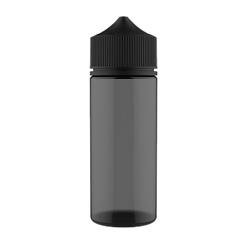 Флакон Gorilla v3 (Китай) Черный (полупрозрачный , 120 мл.