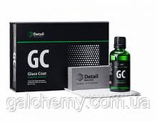 Набір для керамічного захисту скла Detail GC «Glass Coat» ТМ Grass