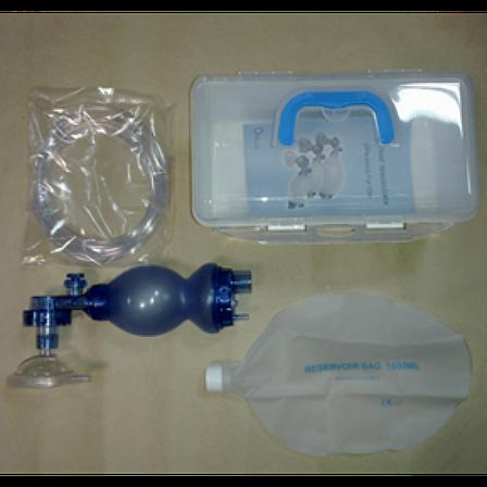 Реанимационный мешок для новорождённых НХ 001- I (Мешок Амбу для новорождённых), фото 2