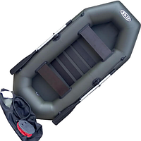 Надувная двухместная Лодка SKIF 250 ПВХ