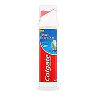 Зубная паста Colgate CAVITY PROTECTION  with CALCIUM PUMP 100ML