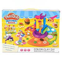 "Набор пластилина ""Фабрика мороженого""play-doh"