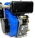 Двигатель дизельный Беларусь 186FE 10,0 л.с. (без шкива), фото 3