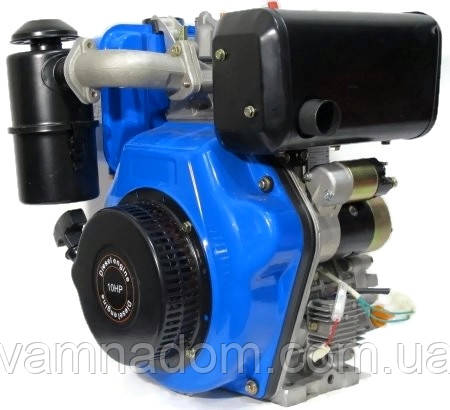 Двигатель дизельный Беларусь 186FE 10,0 л.с. (без шкива)