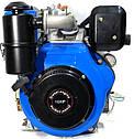 Двигатель дизельный Беларусь 186FE 10,0 л.с. (без шкива), фото 2