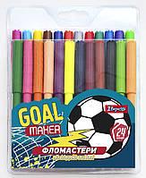 """Набо фломастеров 24 цвета 1 Вересня """"Team football"""""""