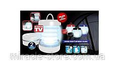 Портативный складной фонарь лампа Pop-up Lantern набор 4 шт переносная лампа, фото 2