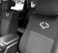 Чехлы на сиденья, авточехлы Ssang Yong Korando 2010- Elegant