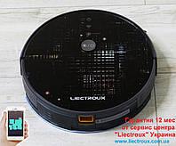 Робот - пылесос LIECTROUX C30B. Ночной город. WI-FI. Немецкий бренд. Европейская версия. Модель 2020 года., фото 1