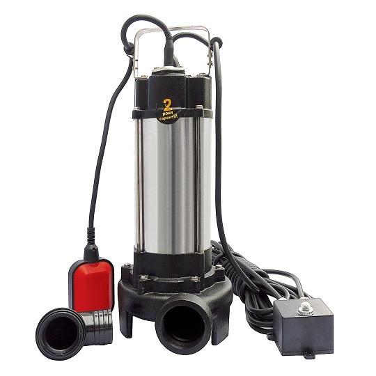 Фекальный насос Optima V1300 DF 1.3 кВт с режущим механизмом