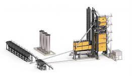 Циклический асфальтобетонный завод Marini Class Tower CT 320