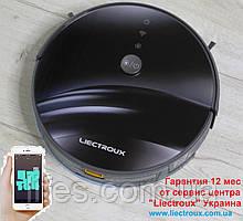 Робот - пылесос LIECTROUX C30B. Северное сияние. WI-FI. Немецкий бренд. Европейская версия. Модель 2020 года.