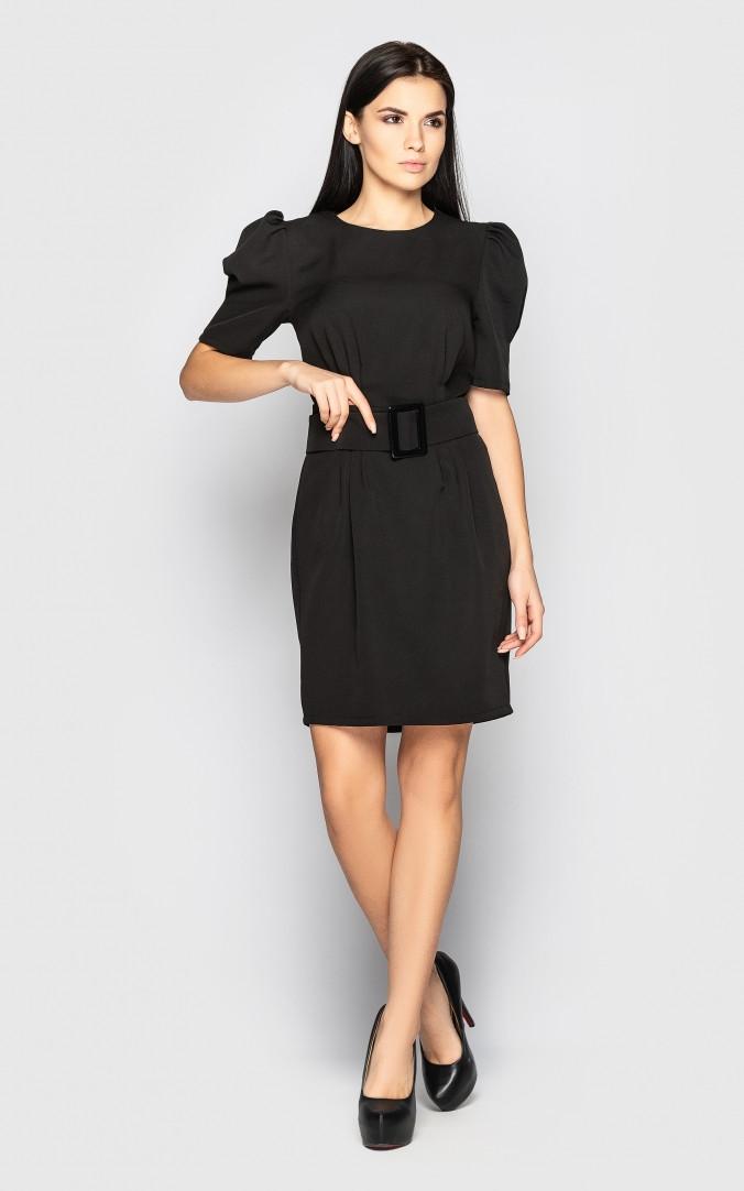 Изящное платье (черное)