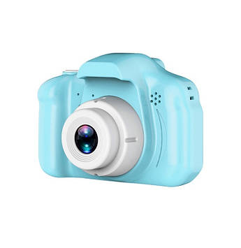 Детский фотоаппарат Х2  blue
