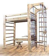 Детская кровать спортивный комплекс