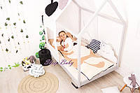 Детский комплект постельного белья Слипик с разьемной молнией Цуценя
