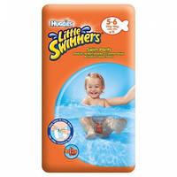 Трусики - подгузники для плаванья Huggies Little Swimmers 5 - 6 (12-18 кг) 11 шт.