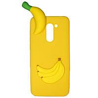 Чехол Cartoon 3D Case для Huawei Mate 9 Lite / GR5 2017 / Honor 6X Бананы