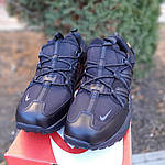 Мужские кроссовки Nike Air Max 270 Bowfin (черные) 1968, фото 5