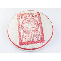 "Чай шу пуер ""Червона Коза"" 357 гр.(Китай)"