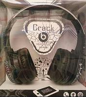 Наушники Monster Beats Crack MS-992B ЧЕРНЫЕ