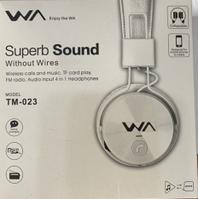 Наушники Super Sound TM-023 ФИОЛЕТОВЫЕ