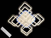 Потолочная светодиодная люстра с диммером 100W