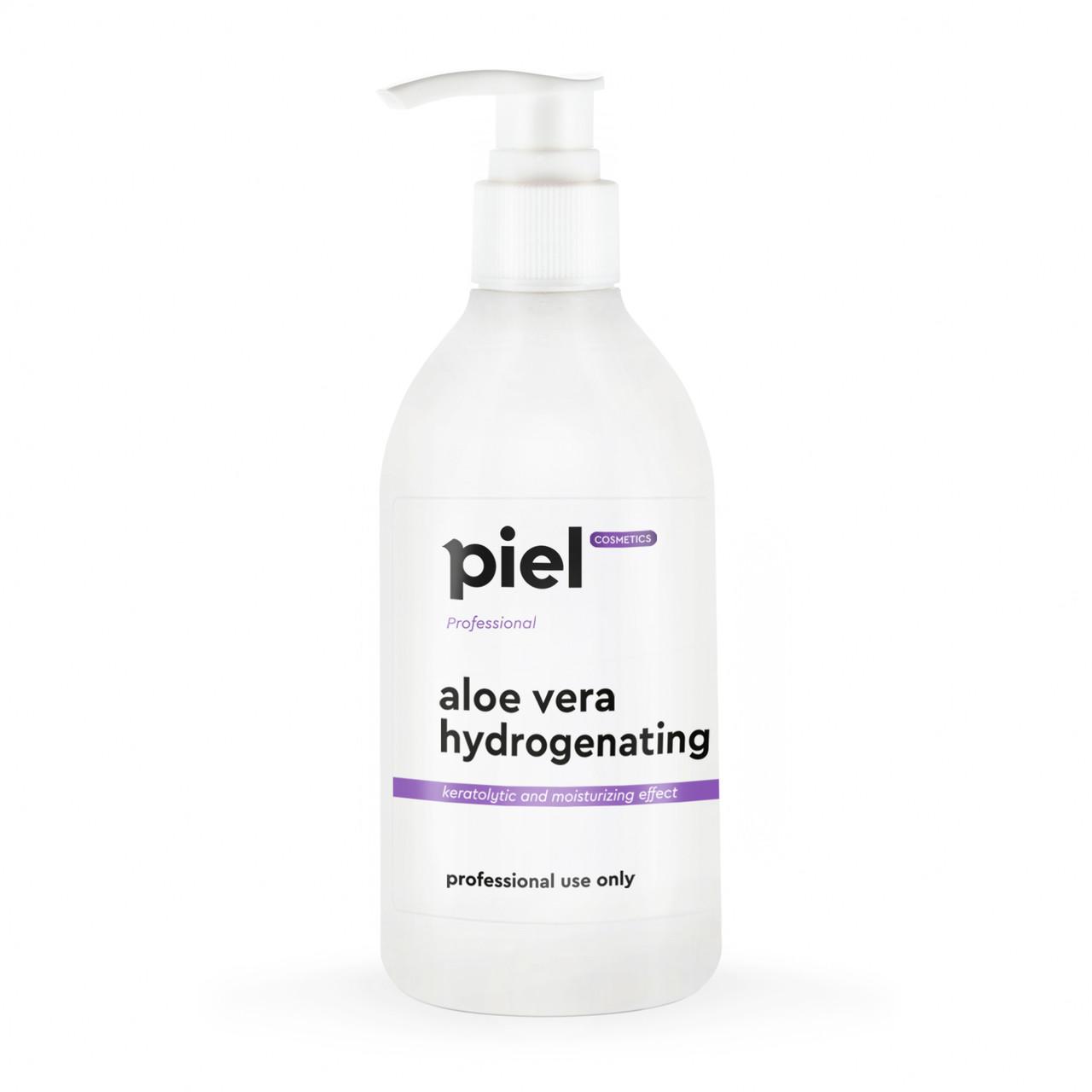 Aloe Vera Hydrogenating Gel Гідруючий гель з алое вера Piel Cosmetics 300 мл