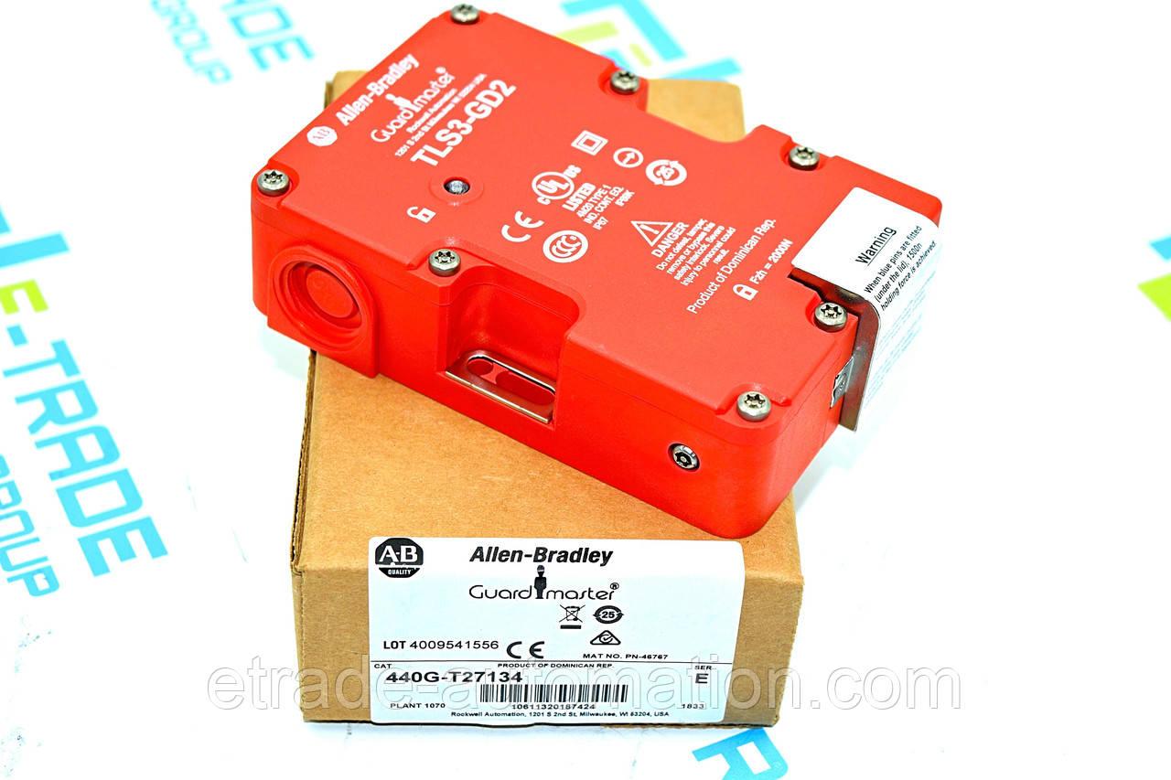 Запобіжний вимикач Allen-Bradley 440G-T27134