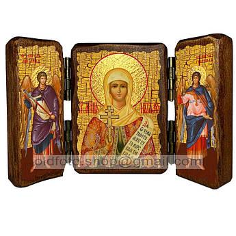 Икона Наталия (Наталья) Святая Мученица  ,икона на дереве 260х170 мм