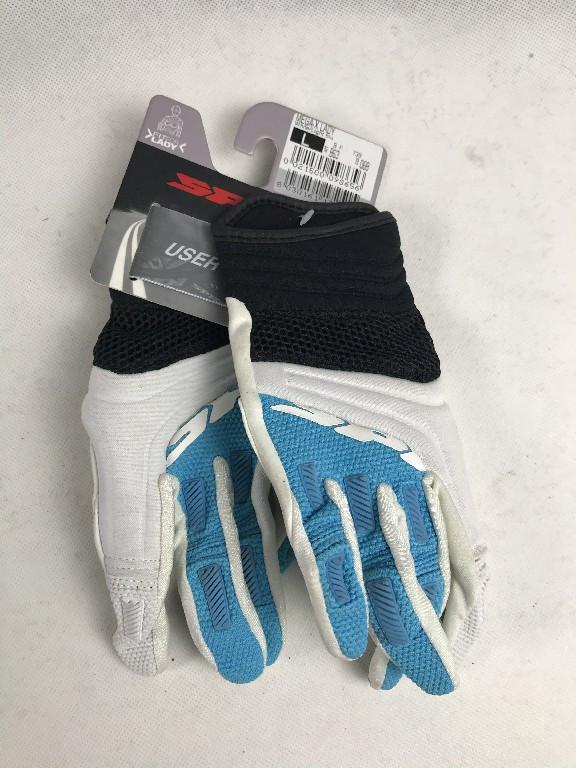 Шкіряні жіночі мотоперчатки Mega-X Lady італійської марки SPІDІ розмір L