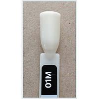 Гель-лак Kodi Professional 01M, Слоновая кость, эмаль