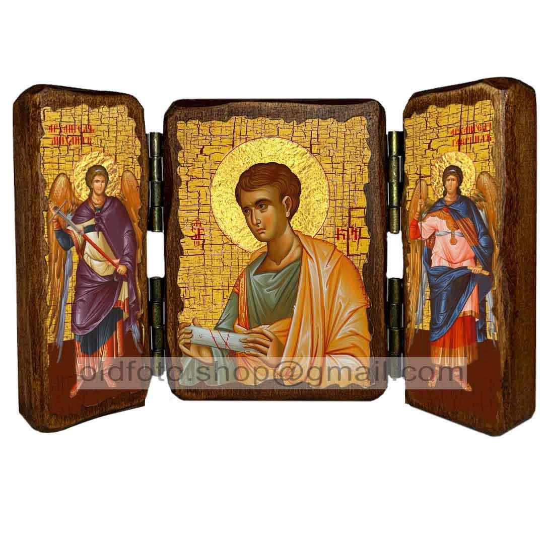 Икона Филипп Святой Апостол  ,икона на дереве 260х170 мм