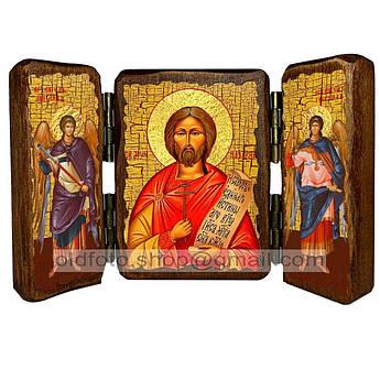Икона Назарий Святой Мученик  ,икона на дереве 260х170 мм