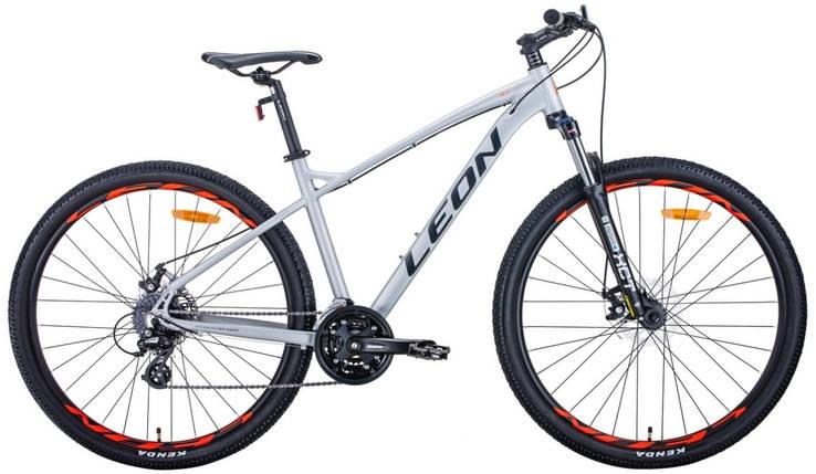 """Велосипед 29"""" Leon TN-90 2020 (серый (м)), фото 2"""