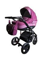 Универсальная коляска 2 в 1 Ajax Group Alpina,  Фиолетовый, фото 1