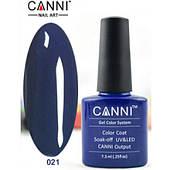 Гель лак Canni 7.3 мл №021
