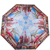 Женский компактный механический зонт MAGIC RAIN zmr1223-11