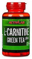 Жиросжигатели Activlab  L-Carnitine Plus Green Tea (60 caps)