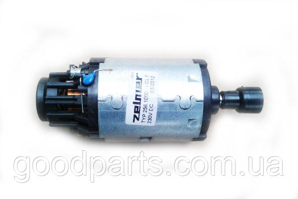 Двигатель (мотор) для блендера Zelmer 256.1000 756357, фото 2